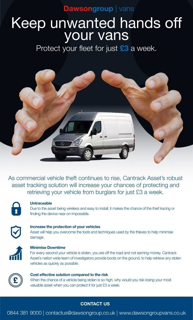 Helping Keep Unwanted Hands Off Your Vans